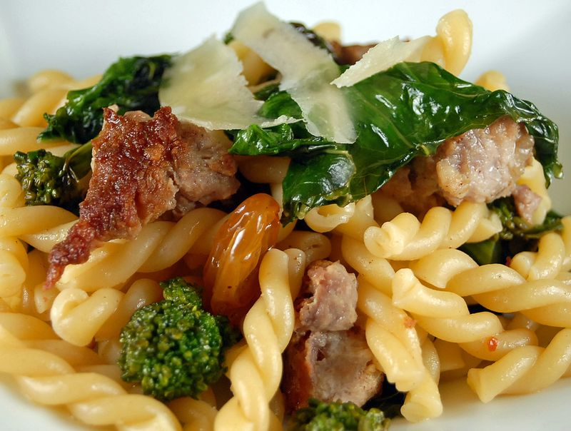Gemelli-with-Sausage1