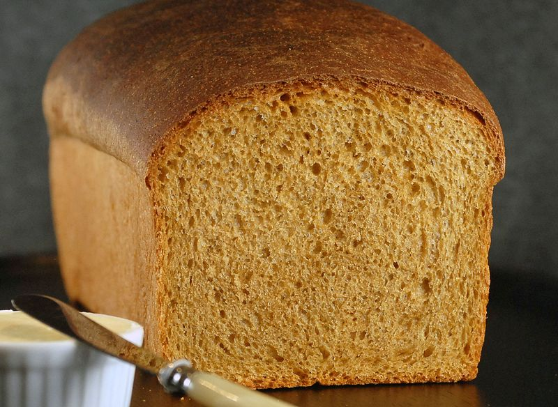 had never heard of Anadama bread until we were presented with a ...