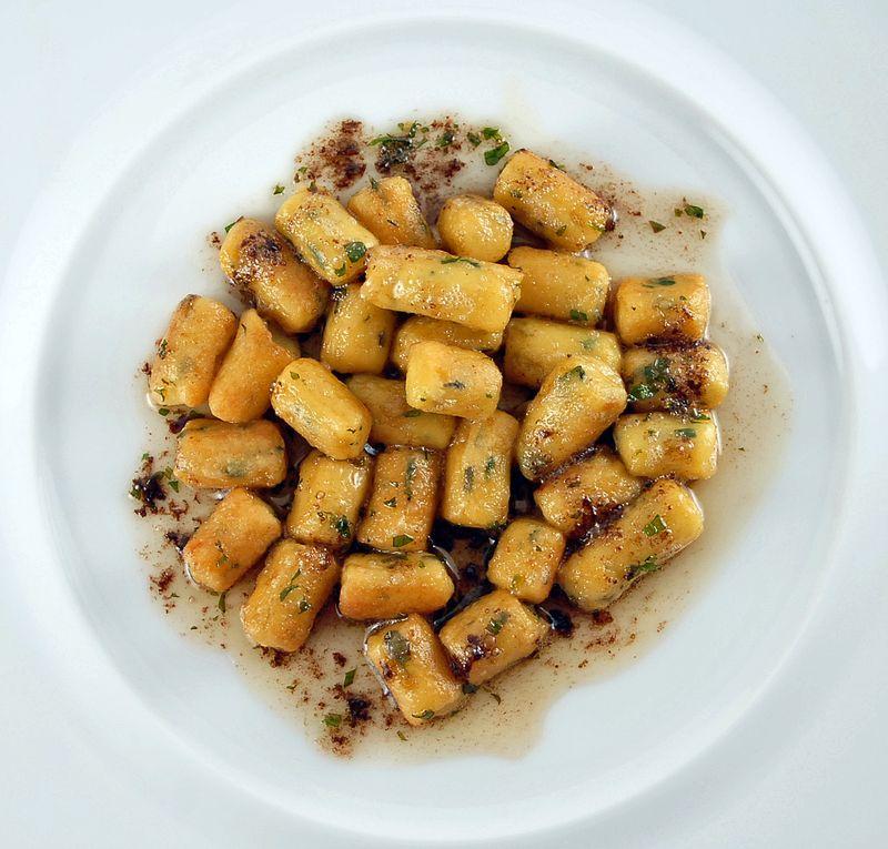 Bouchon's Parisienne Gnocchi - Oui, Chef