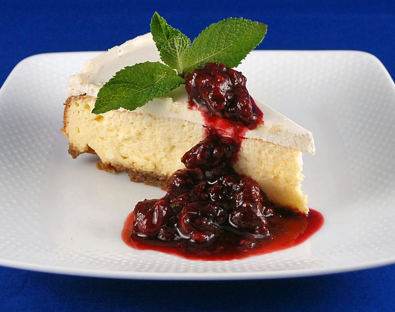 Three Cities Of Spain Cheesecake Recipe — Dishmaps