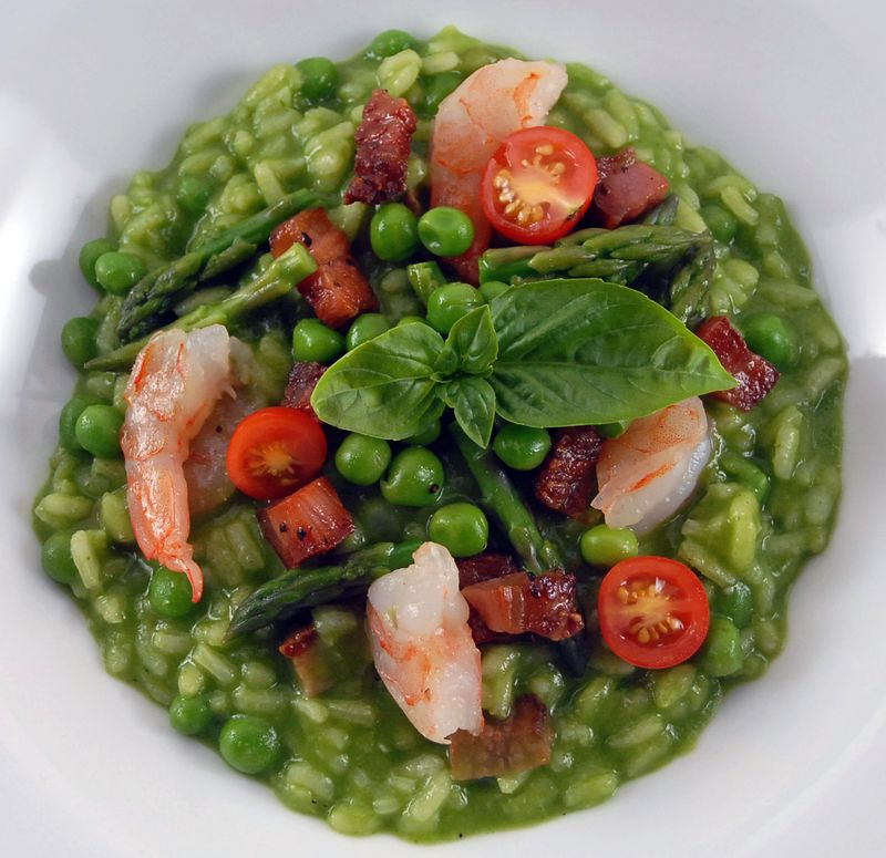 Green-Risotto