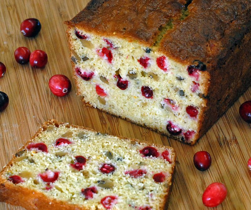 Find cranberry recipes