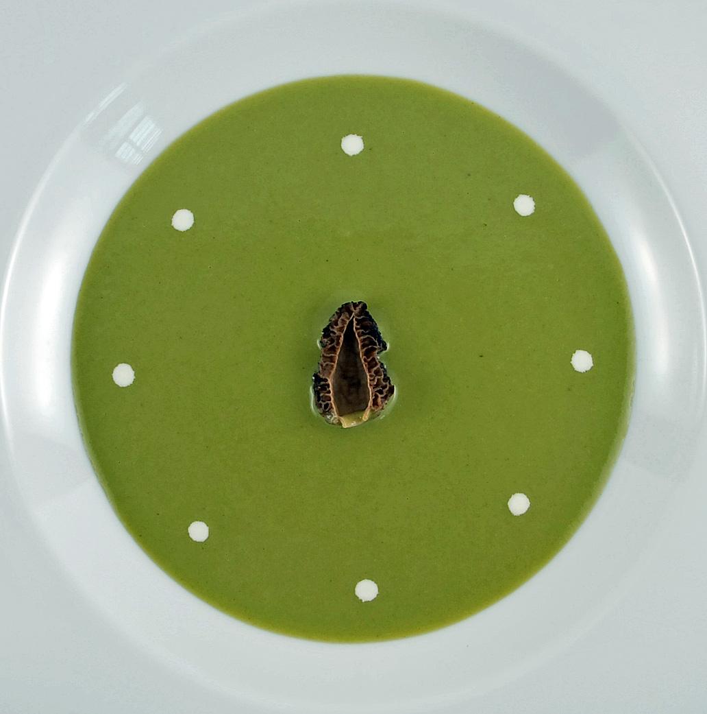 spring asparagus soup - Asparagas Soup
