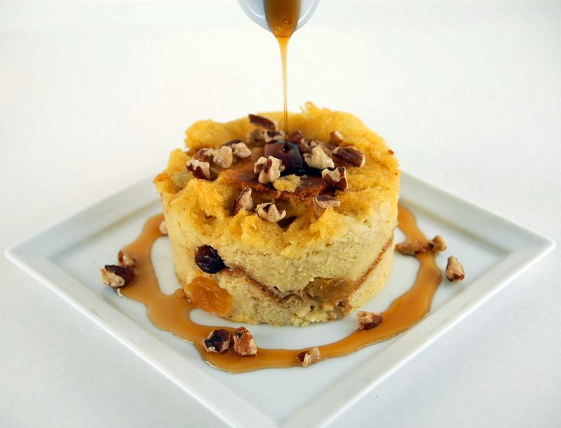 Challah Bread Pudding 1