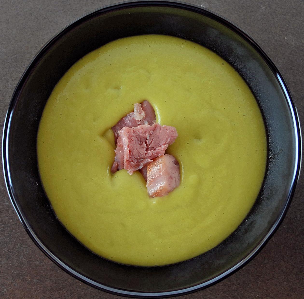 Ad Hoc's Split Pea Soup