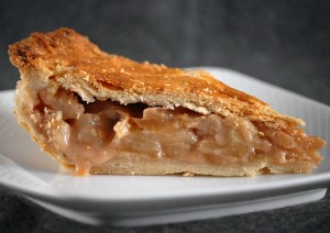 "Lisa's ""To Die For"" Apple Pie"