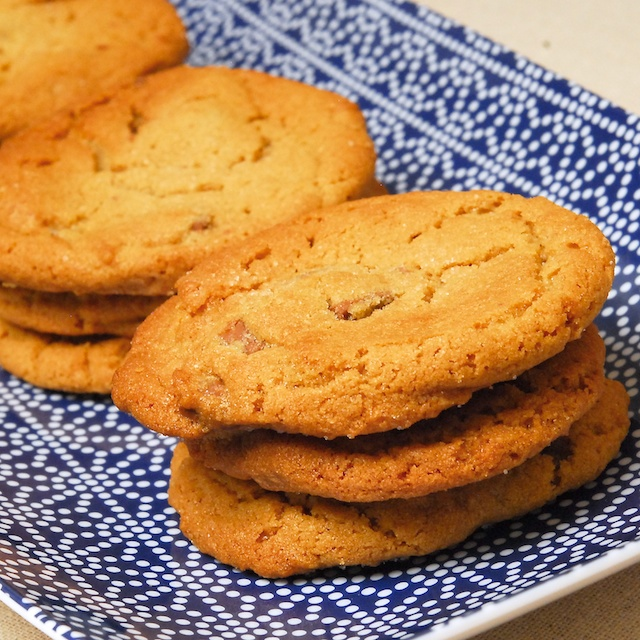 Peanut Butter Cookies - Blog 105