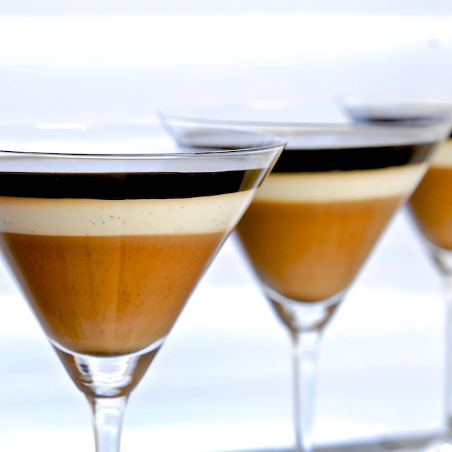 Coffee Panna Cotta - Blog 107