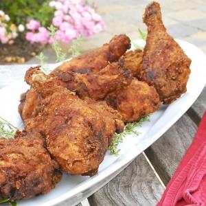 Ad Hoc Buttermilk Fried Chicken