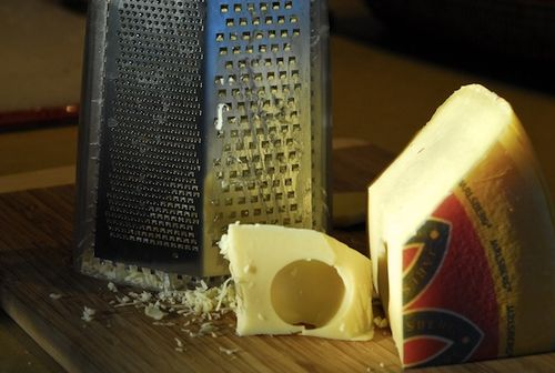 Grated cheese- Blog 326