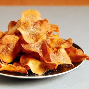 Sweet Potato Chips!