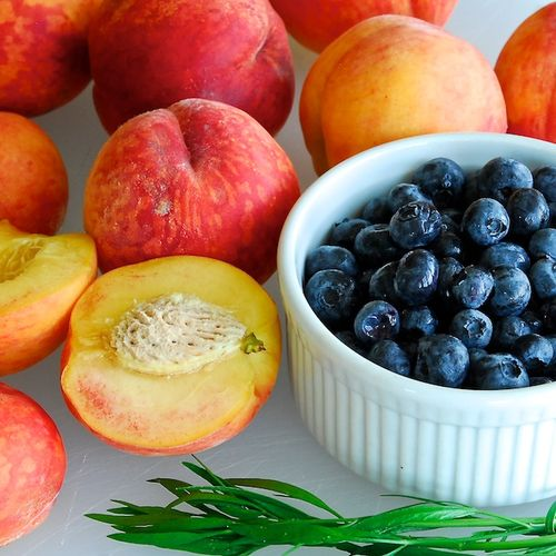 Peach Crumble Ingredients-Blog 236