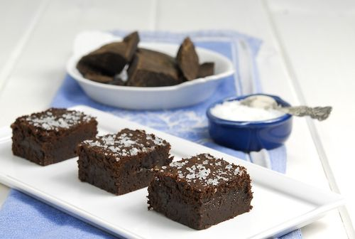 Baked NYC - Sweet and Salty Brownies - Oui, Chef