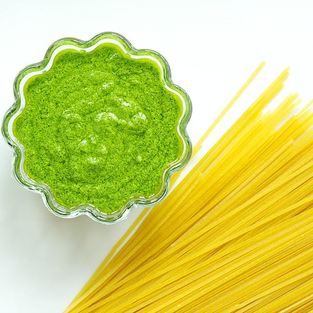 Pesto & pasta - Blog 847