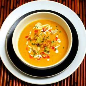 Meatless Monday: Butternut, Carrots and Fennel…..Oh My!