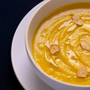 Jack-O-Lantern Soup