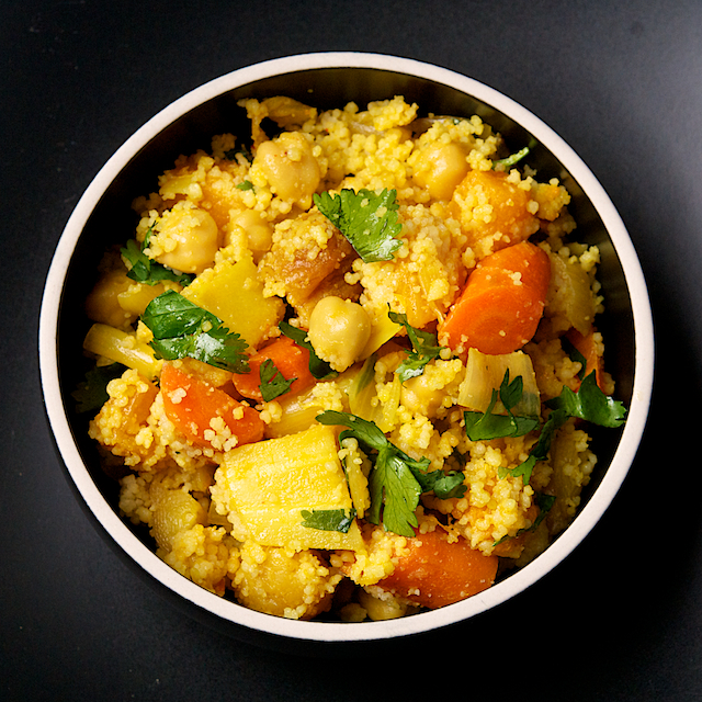 Winter couscous - Blog 1295