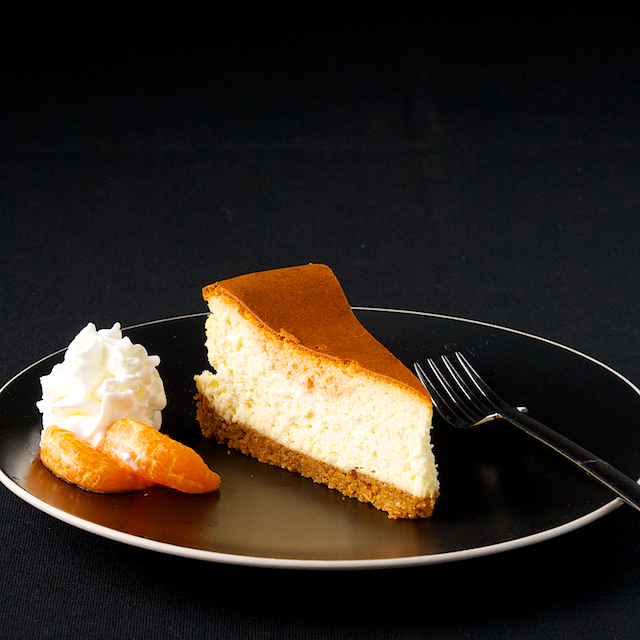Creamsicle cheesecake- Blog 1307