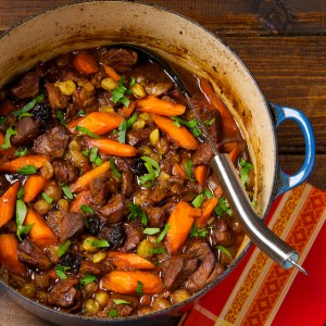 Lamb and Prune Stew