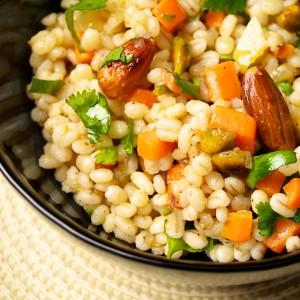 Middle Eastern Barley Salad