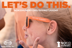 Team No Kid Hungry Give-A-Thon