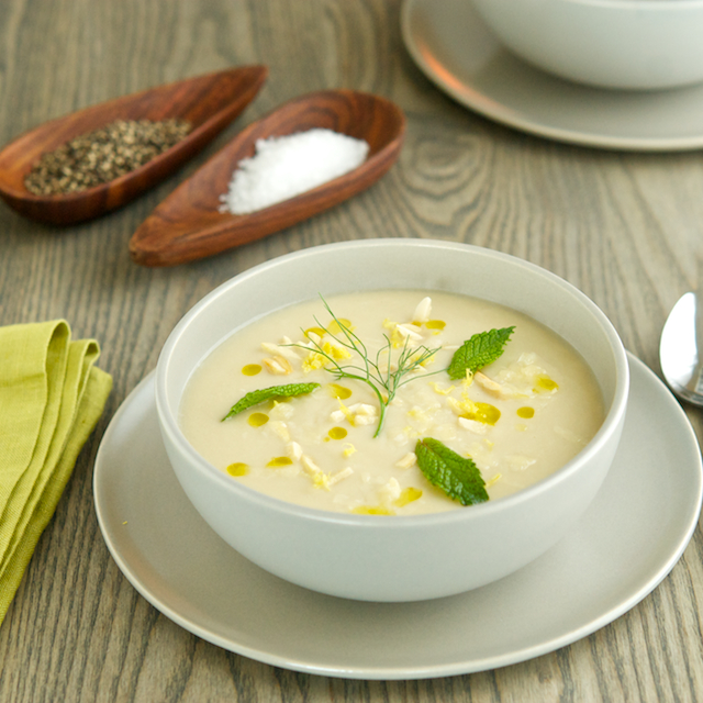 fennel-soup-with-almonds-and-mint