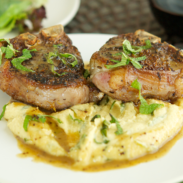Spiced chops tight - Blog 3634