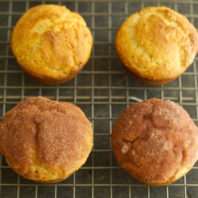 Dipped muffins-  Blog 3623