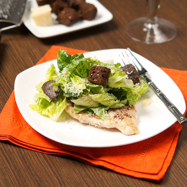 Chicken romaine wide - Blog 3738