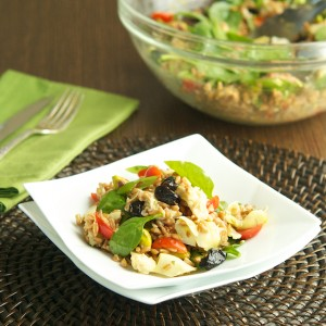 Provencal Farro Salad