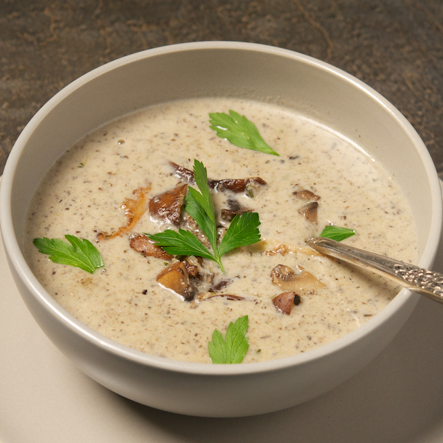 Mushroom soup tight - Blog 3751