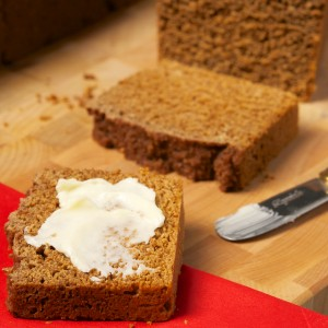 Icelandic Dark Rye Bread