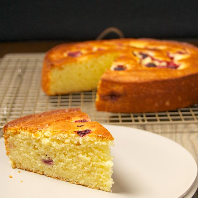 Raspberry cake macro - Blog 3842