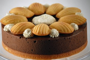 Muppet's Madeleine – Mousse Cake