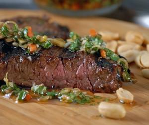 BLT's Marinated Skirt Steak
