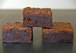 """""""Baked"""" Brownies"""