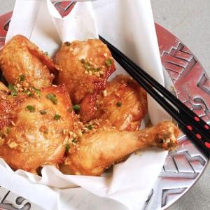 Momofuku's Fried Chicken