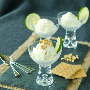 Lime Cheesecake Ice Cream