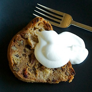 Almost Teddies Apple Cake and an OXO Egg Beater Giveaway!