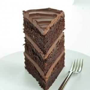 3 Layer Guinness – Chocolate Cake
