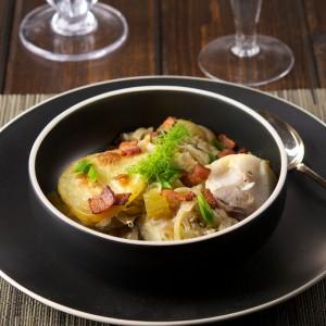 Jasper White's Fish Stew