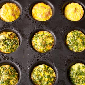 Breakfast to Go….Eggie Muffins