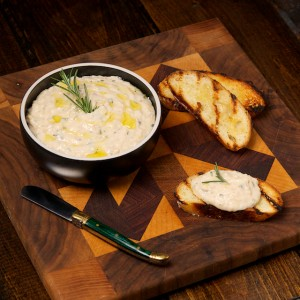 White Bean and Rosemary Spread