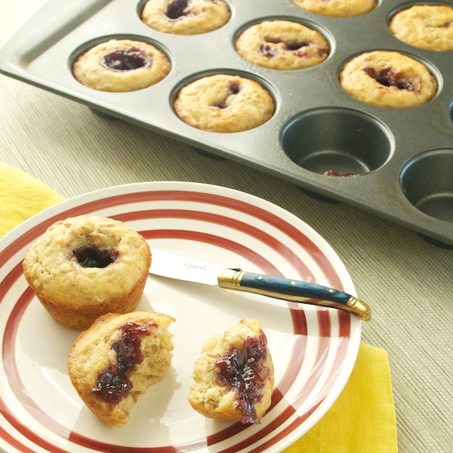 Muffin plated - Blog 3708