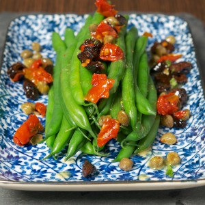 Haricot Vert Salad Nicoise