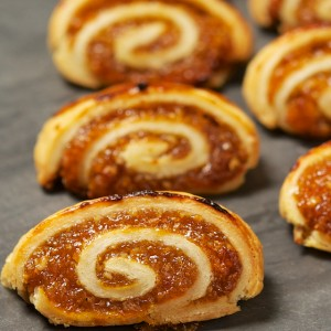 Apricot Rugelach